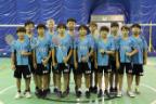 BADMINTONU14 Boys Badminton2017/18