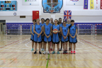 BASKETBALLU19 Girls Basketball2017/18
