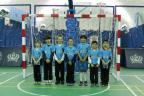 HANDBALLU8 Boys Handball2017/18