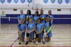 VOLLEYBALL U19 Girls Volleyball Varsity 2017/18