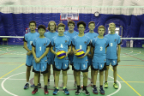 VOLLEYBALL U16 Boys Volleyball JV 2017/18