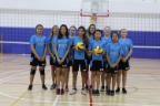 VOLLEYBALLU14 Girls Volleyball2017/18
