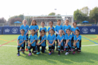FOOTBALL SIXES Girls-U9A 2017/18