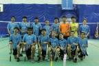 BADMINTONU14 Boys Badminton2019/20