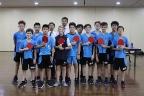 TABLE TENNISU19 Boys Table Tennis2019/20