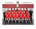 RUGBY UNION U12 Red 2017/18