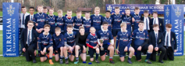 RUGBY UNION Boys-U14A 2018/19