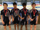 BADMINTON Boys-U14A 2018/19