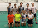BADMINTON Mixed-U18A 2019/20
