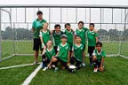 FOOTBALL Football Boys 9U (Green) 2018/19