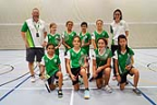 BADMINTON Badminton Girls 11U 2018/19