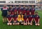 FOOTBALL SEVENSJV Girls Football2018/19