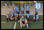 FOOTBALLGirls-U14A2018/19