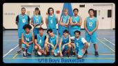 BASKETBALLU18 Boys2018/19